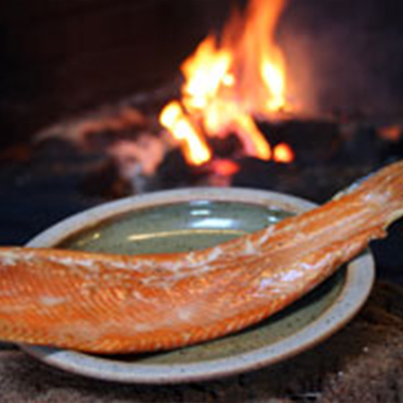4.Smoked Trout